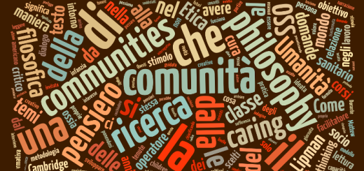 Philosphy for communities per gli Operatori socio sanitari