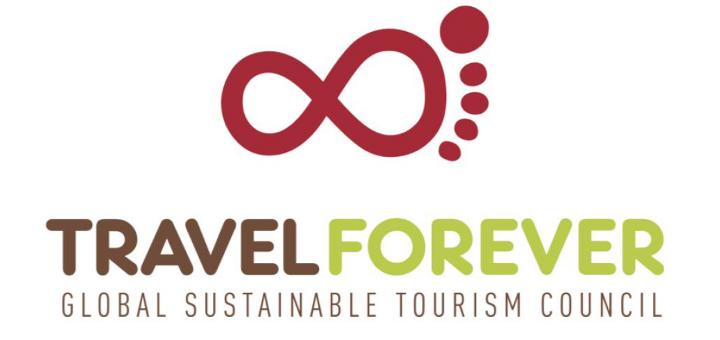 Il logo del Global Sustainable Tourism Council