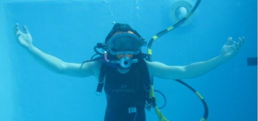 OTS: esercitazione in piscina